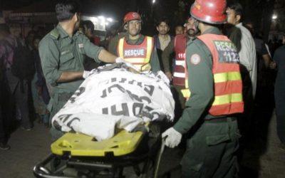 Abram a Survivor of the Easter Suicide Bombing in Pakistan Needs Help!