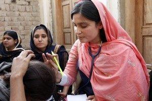 Lack of Healthcare for Pakistani Minorities